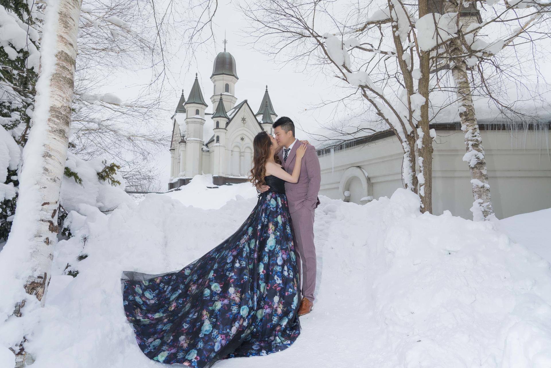 超推北海道婚紗